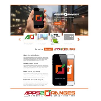 apps2oranges web page