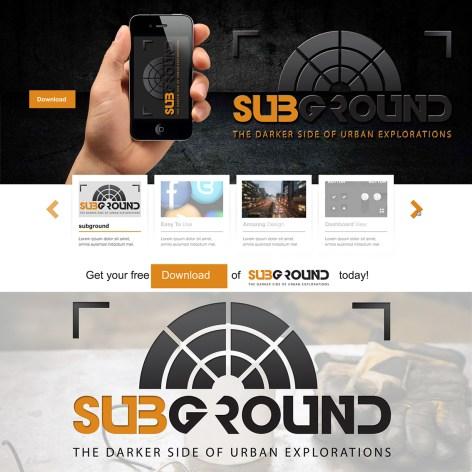 subground webs logo