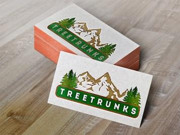 treetrunks business card
