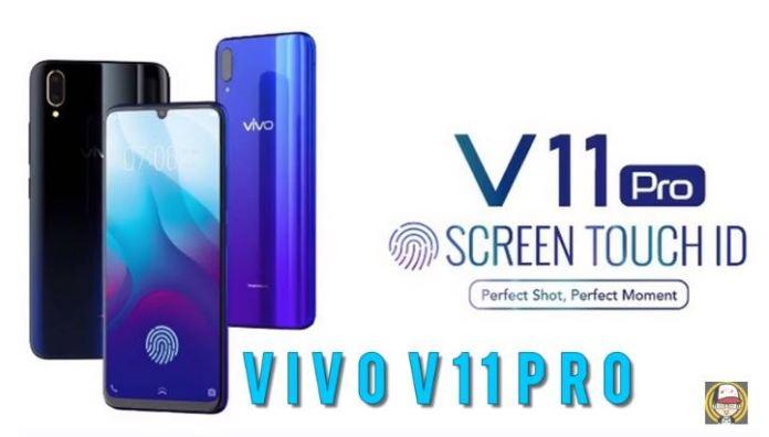 Spesifikasi Vivo V11 Pro RAM 6GB, Smartphone Paling Trendy