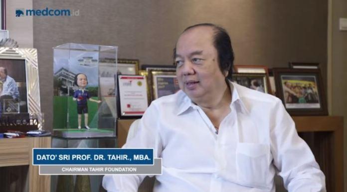 Kepoin Tips Sukses Konglomerat Dato Sri Tahir Yuk