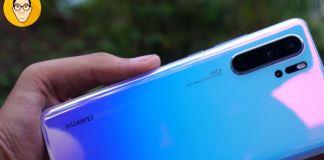 Spesifikasi Huawei P30 Pro RAM 8GB