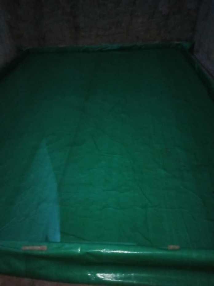 Solusi Kolam Terpal Bocor di Gedung Walet