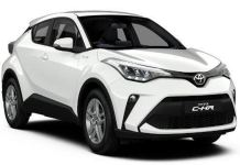 Spesifikasi dan Harga Terbaru CHR, Mobil Toyota yang Sporty