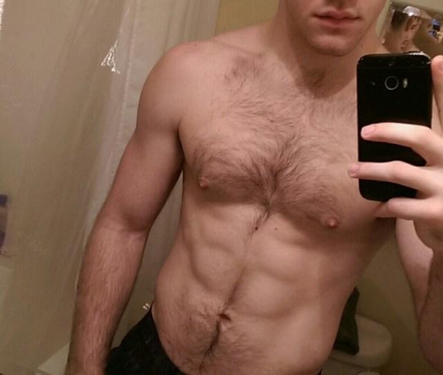 Naked Guy Selfie 2