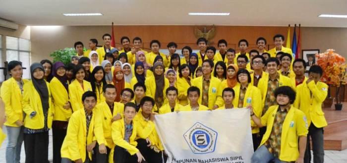 Mahasiswa Politeknik Negeri Jakarta