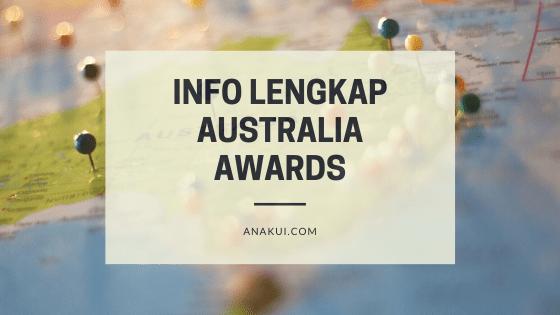 Beasiswa Australia Awards