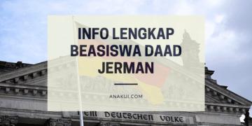 Beasiswa DAAD Jerman