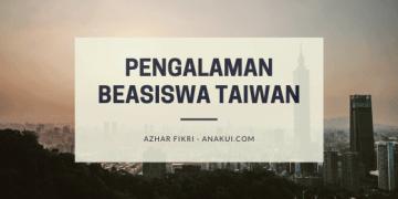 Pengalaman Beasiswa Taiwan