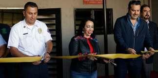 estacion bomberos Rosarito
