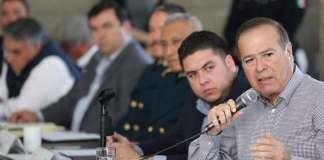 Arturo Gonzalez Cruz Seguridad en Tijuana