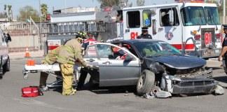 Exhorta FGE a extremar precauciones para evitar accidentes viales
