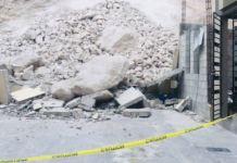 Derrumbe, Protección Civil, Construcción,