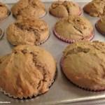 Recipe: Nutella Banana Muffins