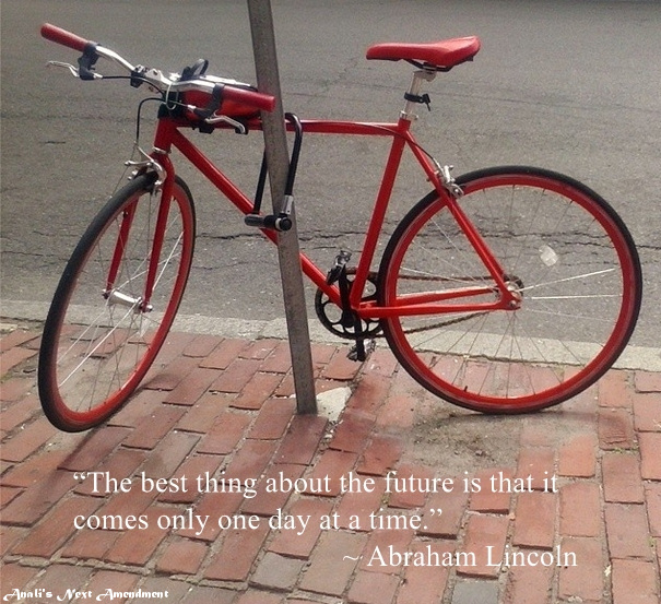 red bike quote