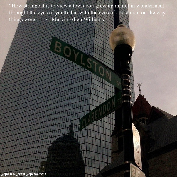 John HancockTower Boston with quote