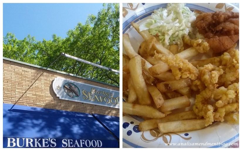Burke's Seafood