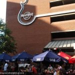 Girls Night Out: Hard Rock Cafe in Boston