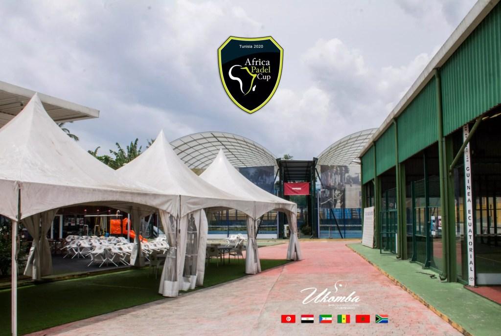 Club Privado Ukomba. Guinea Ecuatorial