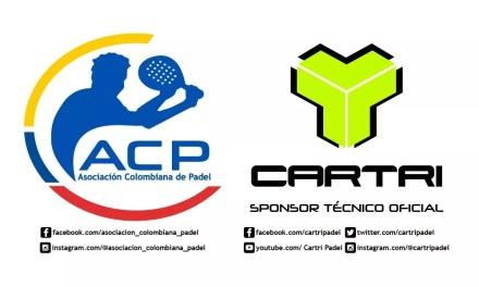 CARTRI: NUEVO PATROCINADOR DE LA ACP