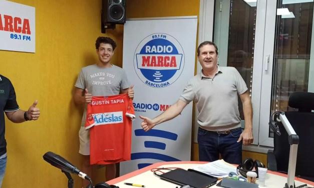 Agustín Tapia reabre la temporada de Padelona