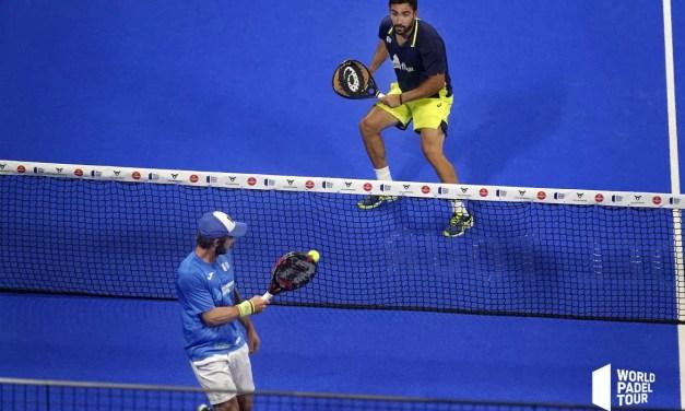 Sorpresas en los octavos masculinos en el Vuelve a Madrid Open