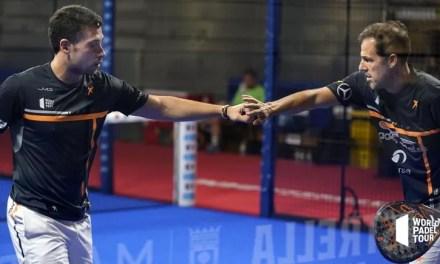 Las nuevas parejas del Estrella Damm Menorca Open