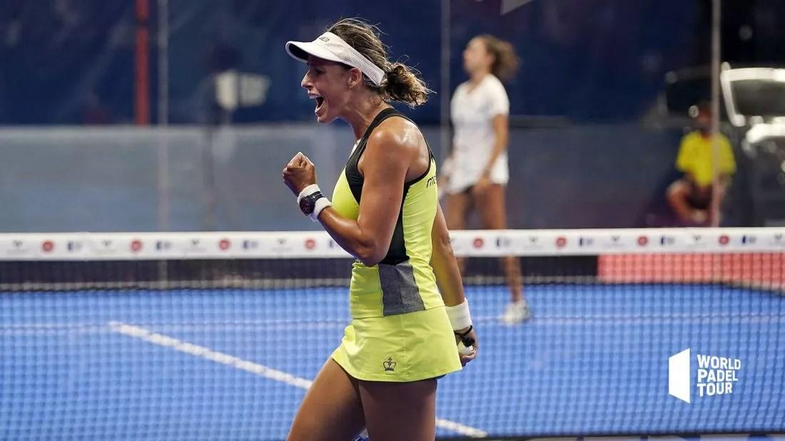 Los mejores puntos femeninos Estrella Damm València Open
