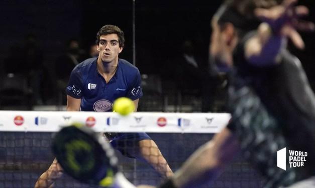 Resultados cuartos de final masculinos Barcelona Master