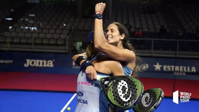 Gemma Triay y Lucía Sainz campeonas del Estrella Damm Alicante Open 2020