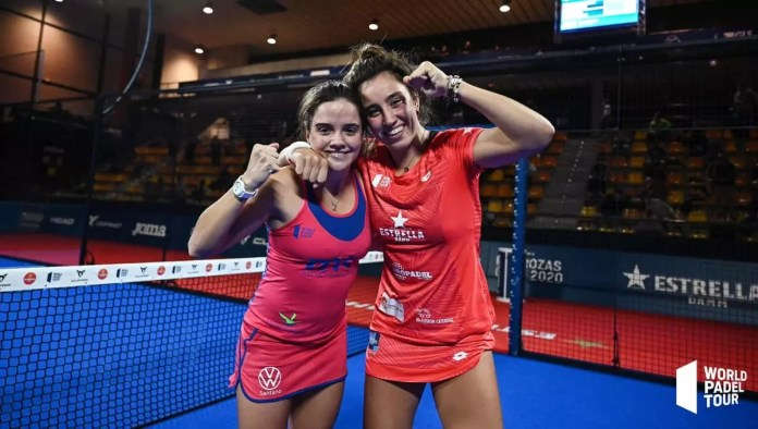 Semifinales del Cupra Las Rozas Open 2020