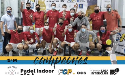 Resultados VI Edición de la Liga Interclub de Canarias