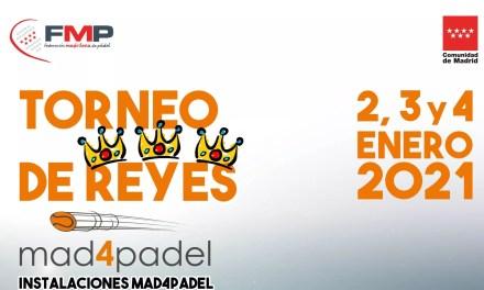 ¡Torneo De Reyes Mad4padel! Aquí están los resultados