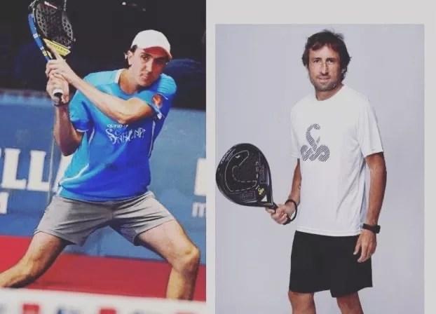 Maxi Grabiel y Adrián Blanco nueva pareja WPT
