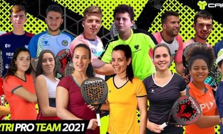 Team Cartri: Listos para entrar en acción