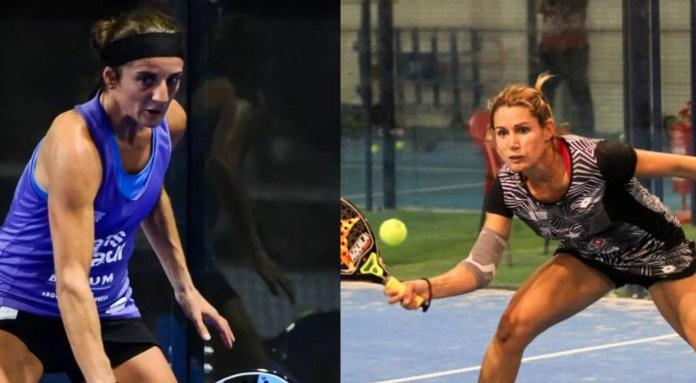 Lorena Alonso e Isa Domínguez nueva pareja WPT 2021