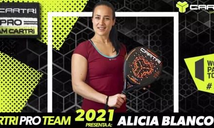 Alicia Blanco, nuevo fichaje de Cartri