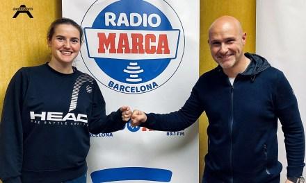 Ari Sánchez, la número 1 también fuera de la pista