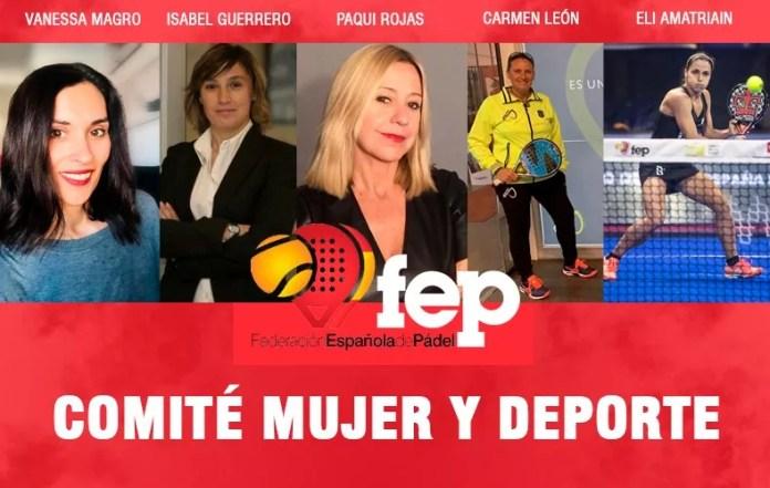 federación española de pádel