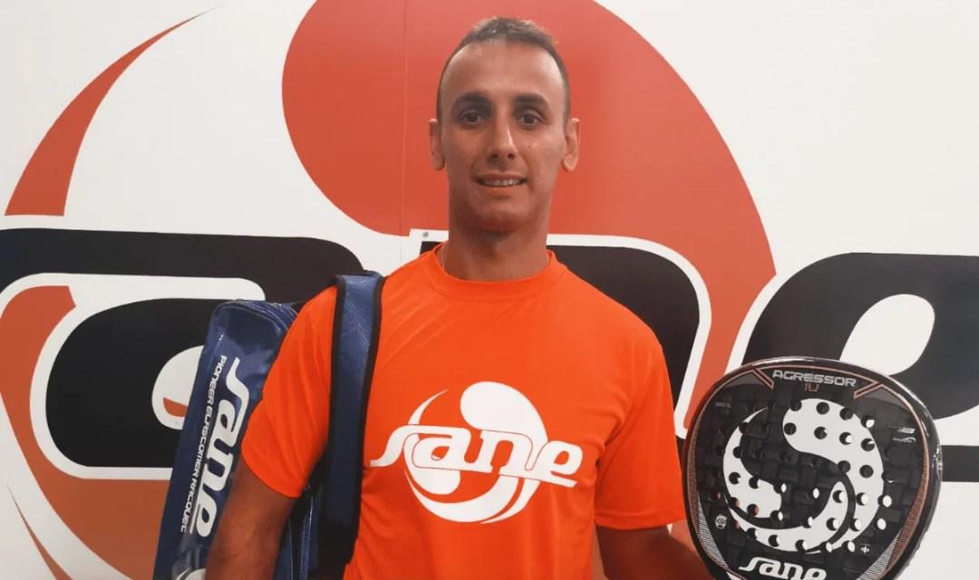 Juan Manuel Restivo se une al Team SANE