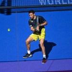 Lucas Campagnolo baja para Las Rozas Open