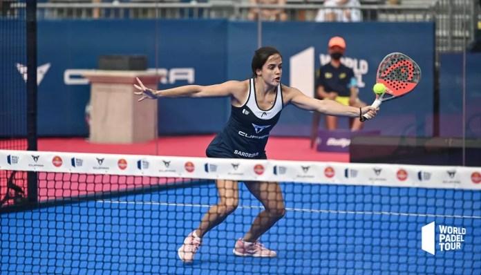 Paula Josemaría positivo en COVID-19
