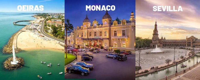 Portugal, Mónaco y España se convierten en las próximas citas del circuito APT.