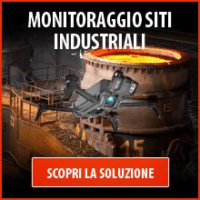 Monitoraggio siti industriali