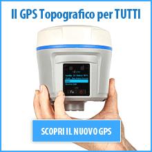 IL GPS Topografico per Tutti