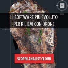 Software per Rilievi basato su Tecnologia Autodesk.