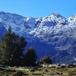 Vista del Pico Bolívar