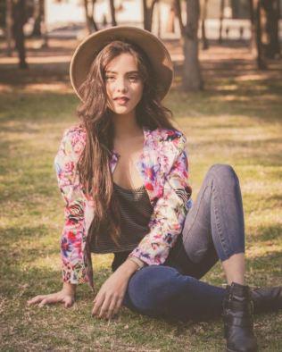 Actriz y cantante Sheryl Rubio. Foto: @sherylrubio