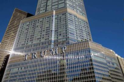 Torre Trump, en Nueva York