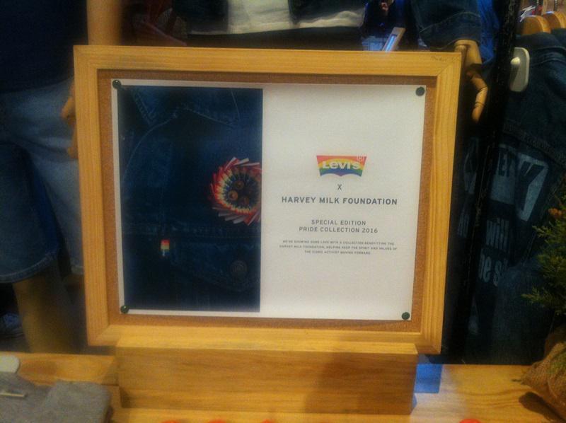 Pride Con La Lanza En Fundación Levi's Colaboración Colección EqTXwWE71